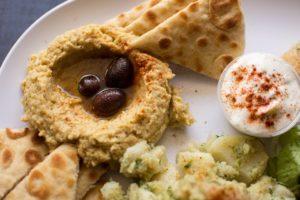 comida israel