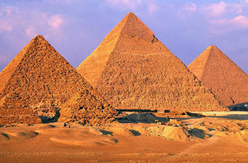 que ver en egipto; las piramides de giza