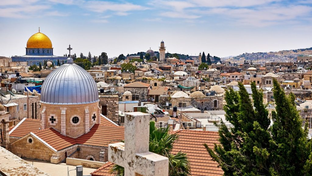 Viajes Semana Santa a israel