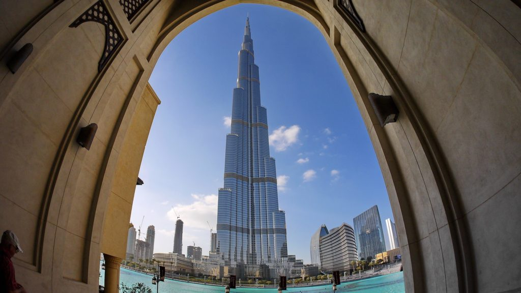 que hacer en emiratos arabes burj khalifa