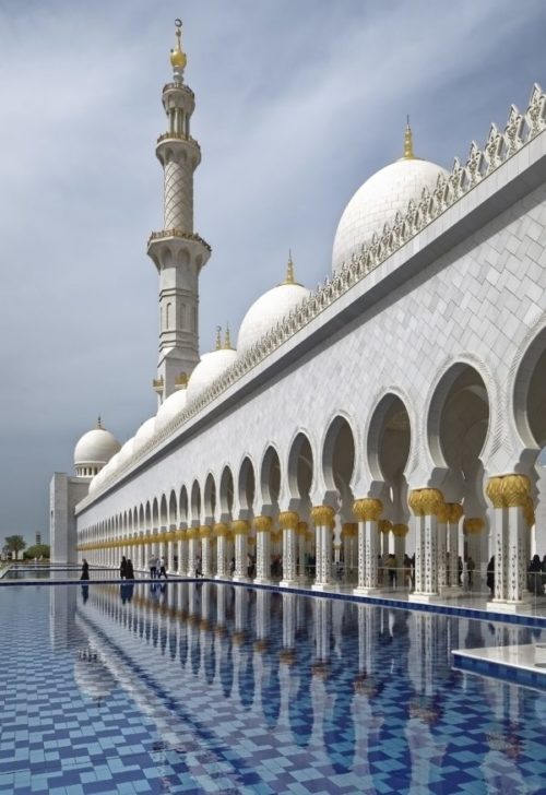 sheik zayed