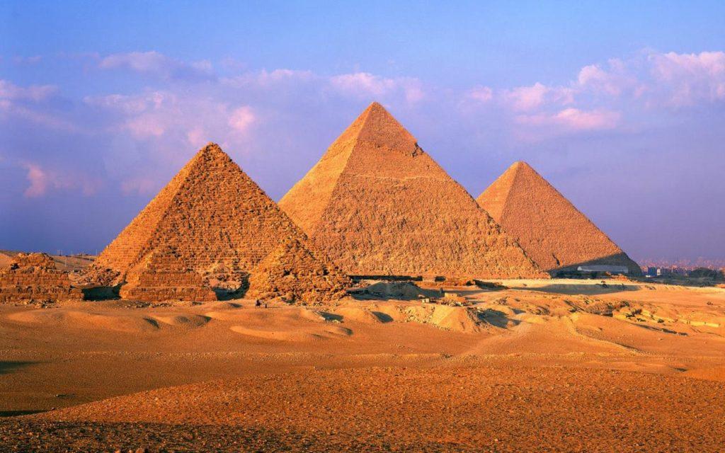 piramides giza y astronomia en el antiguo egipto