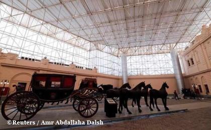 Museo Carruajes Egipto