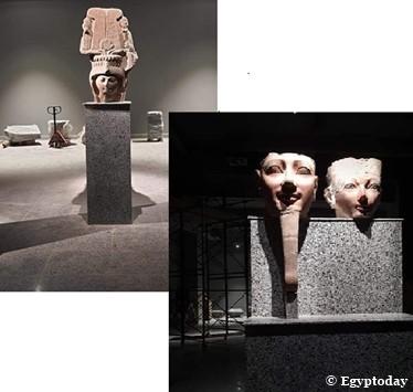 piezas del Museo de Sharm El Sheikh