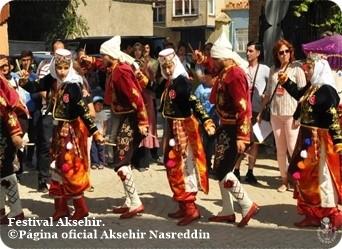 Cultura popular de Turquía - festival Aksehir Nasreddin