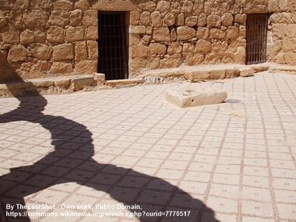Castillo Jordania