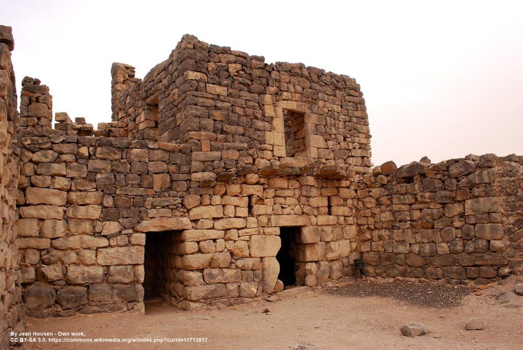 Castillo Qasr Al Azraq