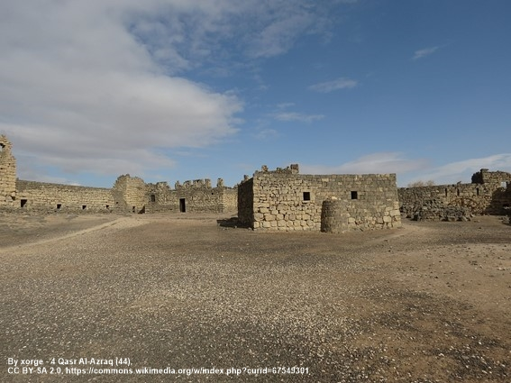 Castillos del Desierto: Qasr Al Azraq