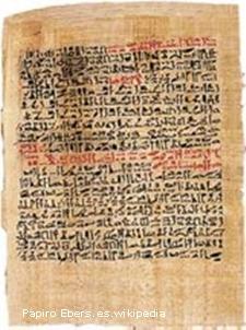 papiro de ebers cirugía antiguo egipto